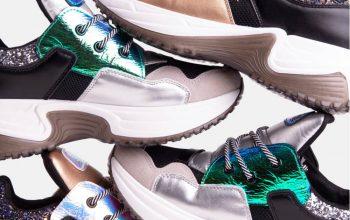 Sneakersy – najmodniejsze buty dla kobiet