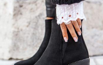 Sztyblety – modne obuwie na jesień